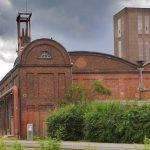 Pact Zollverein - der alte Teil des Weltkutlurerbe - ehemalige Schachtanlagen locken als Orte, um gefährliche Konzepte der Müllentsorgung auszutesten