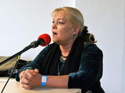 Fraktikonssprecherin Hiltrud