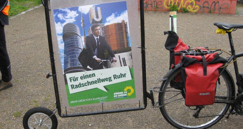 Mehr Geld für den Radverkehr!