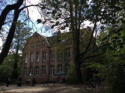 Alte Schule Kunstwerkerstraße Foto: Elke Zeeb