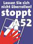 Logo - A 52 Stoppen