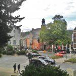 Künftig mehr Verkehrsruhe für den Werdener Rathausplatz