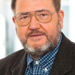 Ernst Potthoff, grüner Ratsherr aus Kray und Verkehrs- und Baupolitischer Sprecher der Grünen Ratsfraktion Essen