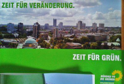 Zeit für Grün