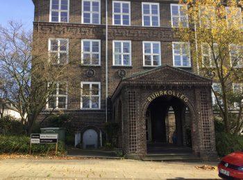 Eingangspforte des Ruhrkollegs